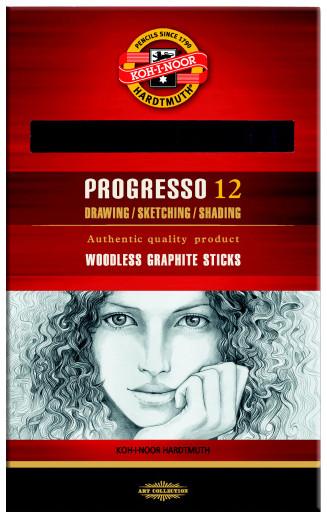 Koh-I-Noor 8911 Woodless Graphite Pencil