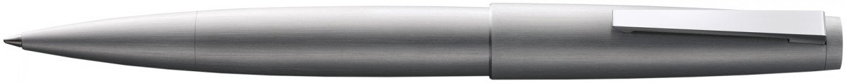 Lamy 2000 Rollerball Pen - Brushed Stainless Steel