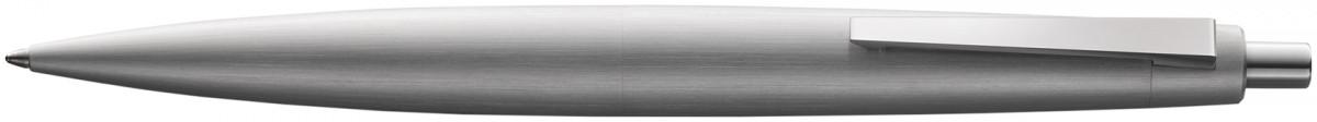 Lamy 2000 Ballpoint Pen - Brushed Stainless Steel
