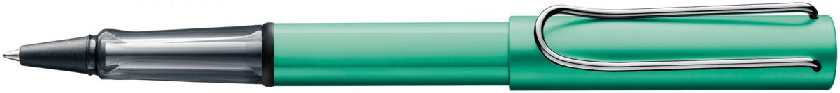 Lamy AL-star Rollerball Pen - Blue Green