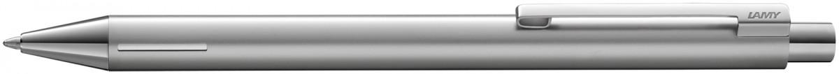 Lamy Econ Ballpoint Pen - Matte Sandblasted Steel