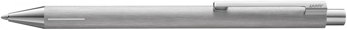 Lamy Econ Ballpoint Pen - Brushed Stainless Steel