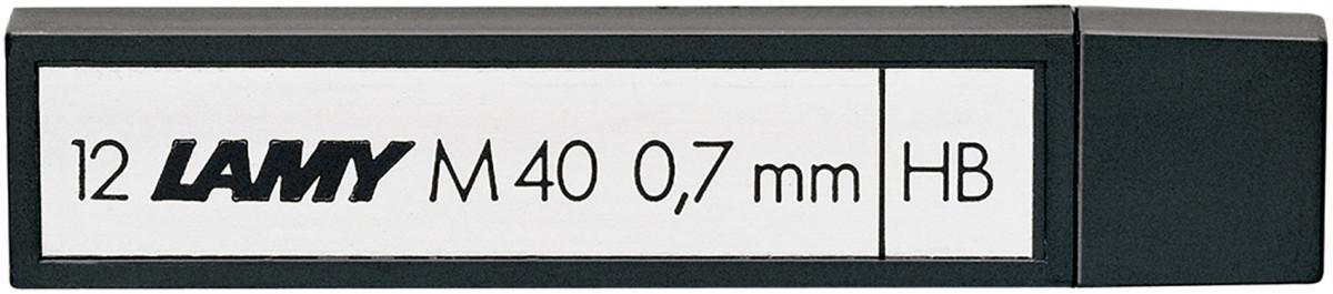Lamy M40 Pencil Leads - HB - 0.7mm