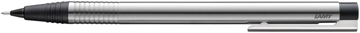 Lamy Logo Mechanical Pencil - Matte Black Chrome Trim - 0.7mm