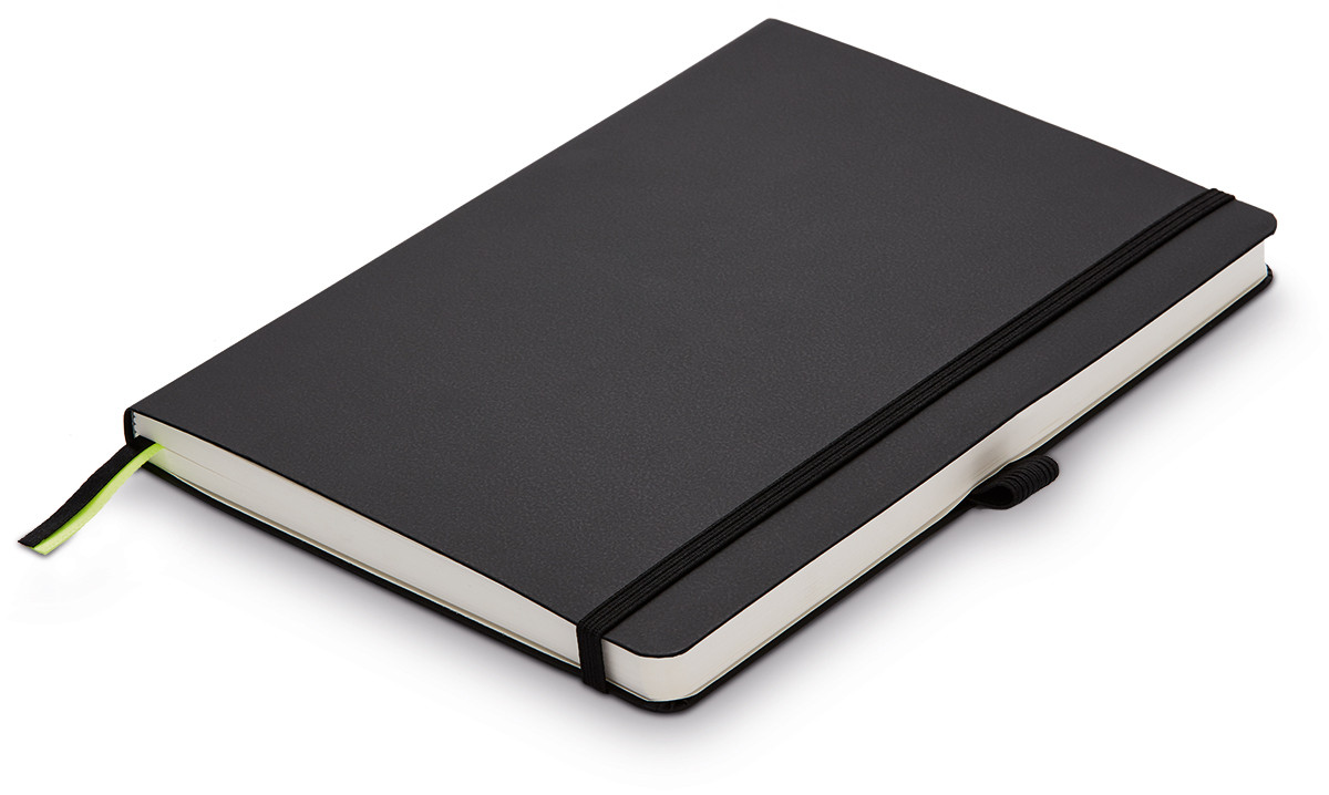 Lamy A5 Soft Cover Notebook - Black