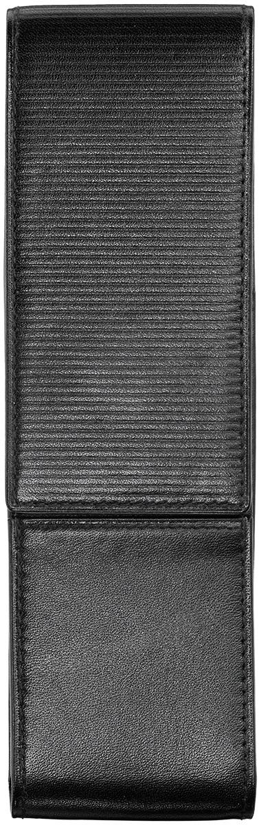 Lamy Premium Leather Pen Case for Two Pens - Black