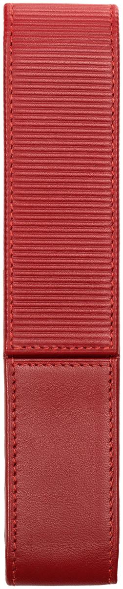 Lamy Premium Leather Pen Case for Single Pens - Red