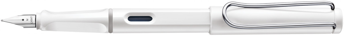 Lamy Safari Fountain Pen - White