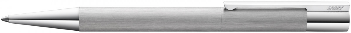 Lamy Scala Ballpoint Pen - Brushed Stainless Steel