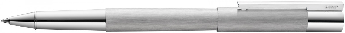 Lamy Scala Rollerball Pen - Brushed Stainless Steel