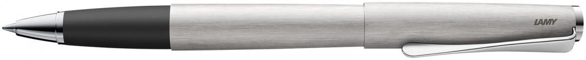 Lamy Studio Rollerball Pen - Brushed Stainless Steel