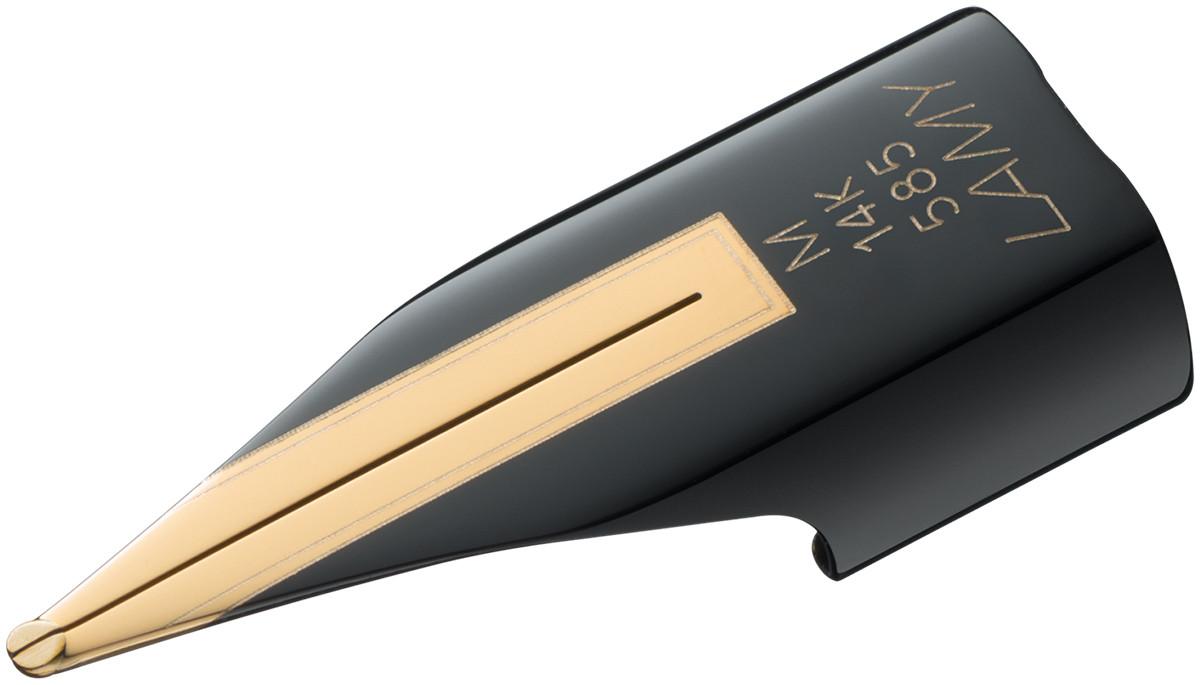 Lamy Z57 Imporium Nib - 14K Black & Gold