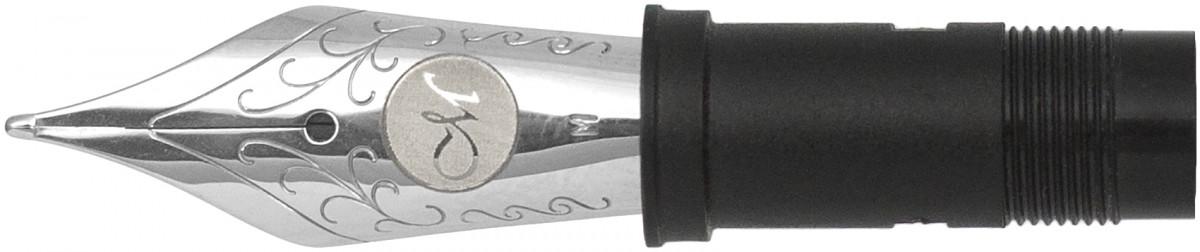 Manuscript ML 1856 Nib - Stainless Steel
