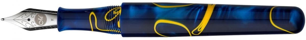 Manuscript ML 1856 Fountain Pen - Northern Lights