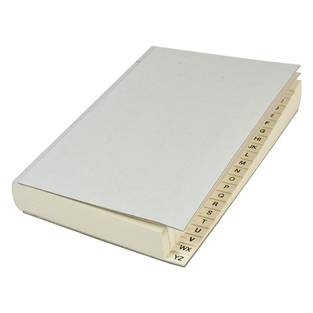 Papuro Milano Journal Refill Pages - Address - Small