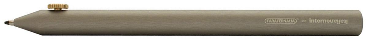 Parafernalia Neri Total Ballpoint Pen - Titanium
