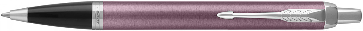 Parker IM Ballpoint Pen - Light Purple Chrome Trim