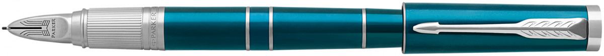 Parker Ingenuity Slim - Deluxe Green Chrome Trim