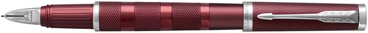 Parker Ingenuity Large - Deluxe Deep Red PVD Trim
