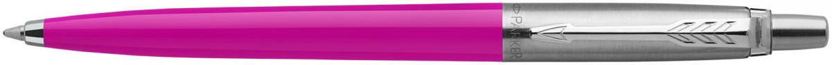 Parker Jotter Original Ballpoint Pen - Pink Chrome Trim