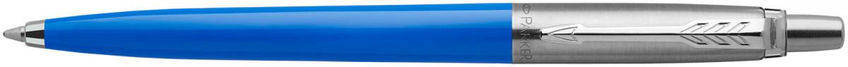 Parker Jotter Original Ballpoint Pen - Blue Chrome Trim