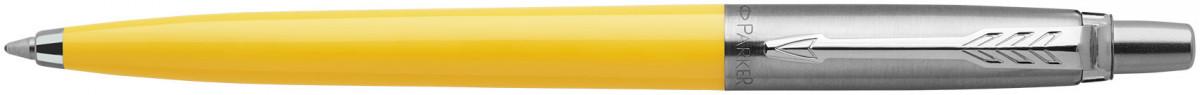 Parker Jotter Original Ballpoint Pen - Yellow Chrome Trim