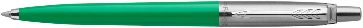 Parker Jotter Original Ballpoint Pen - Green Chrome Trim