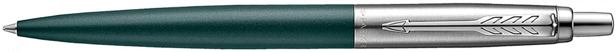 Parker Jotter XL Ballpoint Pen - Greenwich Matte Green Chrome Trim