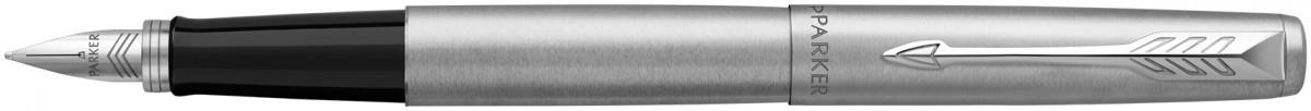 Parker Jotter Fountain Pen - Stainless Steel Chrome Trim