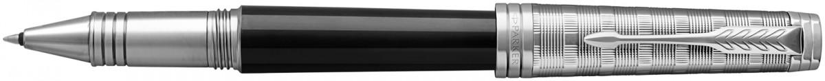 Parker Premier Rollerball Pen - Custom Tartan Lacquer & Metal