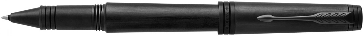 Parker Premier Rollerball Pen - Monochrome Black PVD