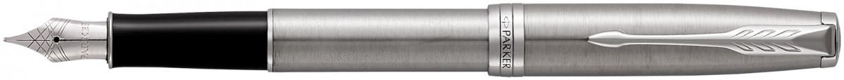 Parker Sonnet Fountain Pen - Stainless Steel Chrome Trim
