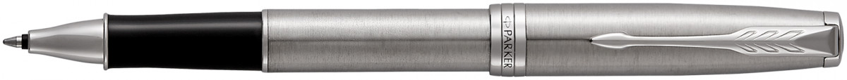 Parker Sonnet Rollerball Pen - Stainless Steel Chrome Trim