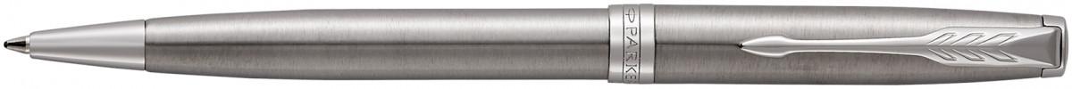 Parker Sonnet Ballpoint Pen - Stainless Steel Chrome Trim