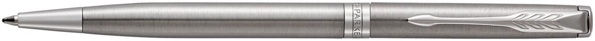 Parker Sonnet Slim Ballpoint Pen - Stainless Steel Chrome Trim