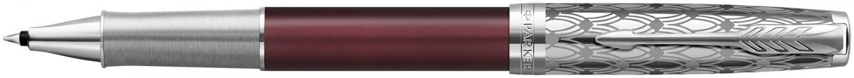 Parker Sonnet Premium Rollerball Pen - Metal & Red