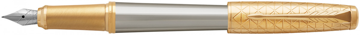 Parker Urban Premium Fountain Pen - Aureate Powder Gold Trim