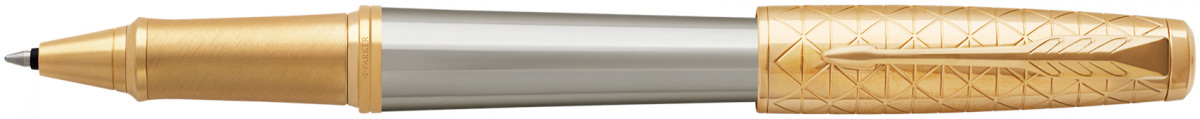 Parker Urban Premium Rollerball Pen - Aureate Powder Gold Trim