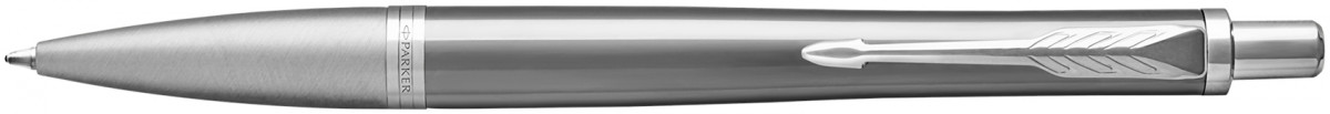 Parker Urban Premium Ballpoint Pen - Silvered Powder Chrome Trim