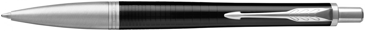 Parker Urban Premium Ballpoint Pen - Metallic Ebony Chrome Trim