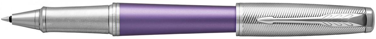 Parker Urban Premium Rollerball Pen - Violet Chrome Trim