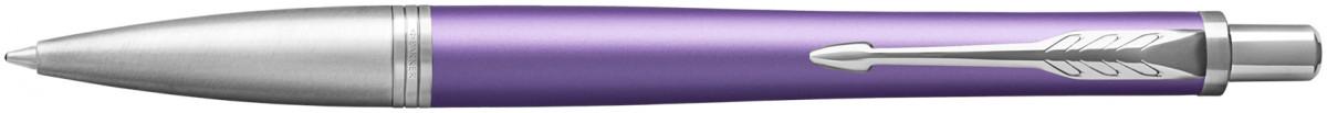 Parker Urban Premium Ballpoint Pen - Violet Chrome Trim