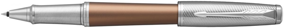 Parker Urban Premium Rollerball Pen - Orange Chrome Trim