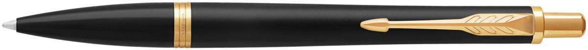 Parker Urban Ballpoint Pen - Muted Black Gold Trim