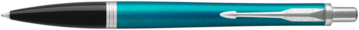 Parker Urban Ballpoint Pen - Vibrant Blue Chrome Trim