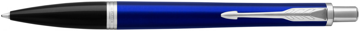 Parker Urban Ballpoint Pen - Nightsky Blue Chrome Trim
