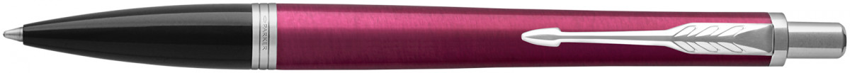 Parker Urban Ballpoint Pen - Vibrant Magenta Chrome Trim