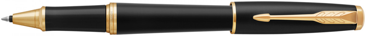 Parker Urban Rollerball Pen - Muted Black Gold Trim