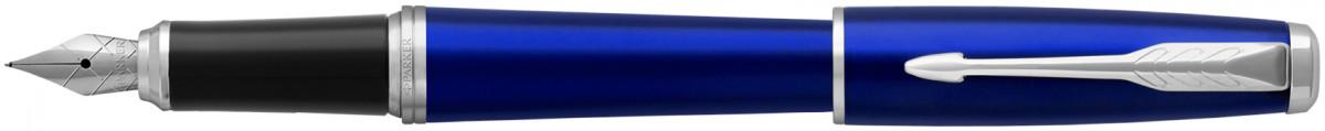 Parker Urban Fountain Pen - Nightsky Blue Chrome Trim