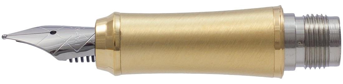 Parker Urban Gold Trim Nib - Stainless Steel